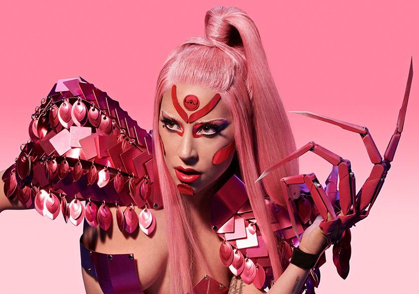 """Lady Gaga'dan Yeni Bir Albüm: """"Chromatica"""""""