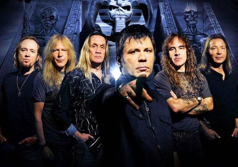 Iron Maiden, Avrupa Turnesinin Takvimini Açıkladı