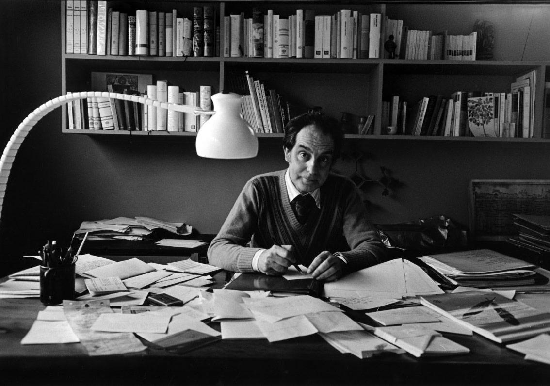 Fotoğraflar Eşliğinde Italo Calvino Anatomisi