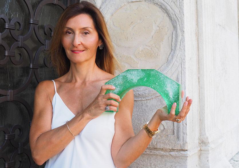 Felekşan Onar Kısa Filmiyle Özel Juri Davetlisi Olarak Venedik Cam Haftası'nda