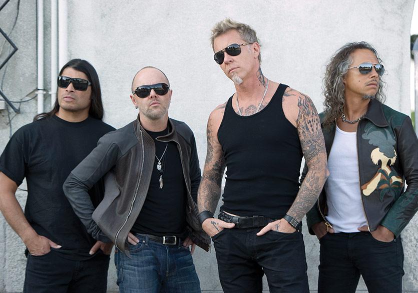 Metallica'nın Yeni Albümünden İlk Şarkı Yayımlandı
