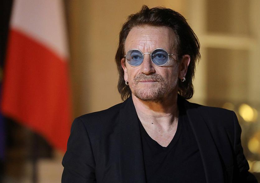 Bono'dan Virüse Karşı Moral Şarkısı