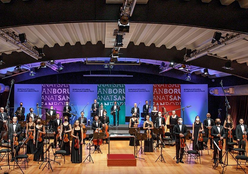 Borusan İstanbul Filarmoni Orkestrası Yeni Sezonu 14 Ekim'de Açıyor