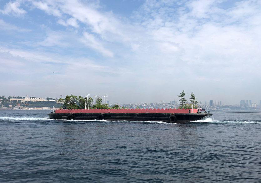 """5. İstanbul Tasarım Bienali """"Büyükada Şarkı Hatları"""" ile Şehre Veda Ediyor"""