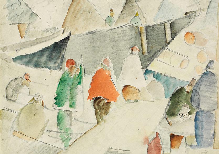 Alexis Gritchenko Eserleri Meşher'de