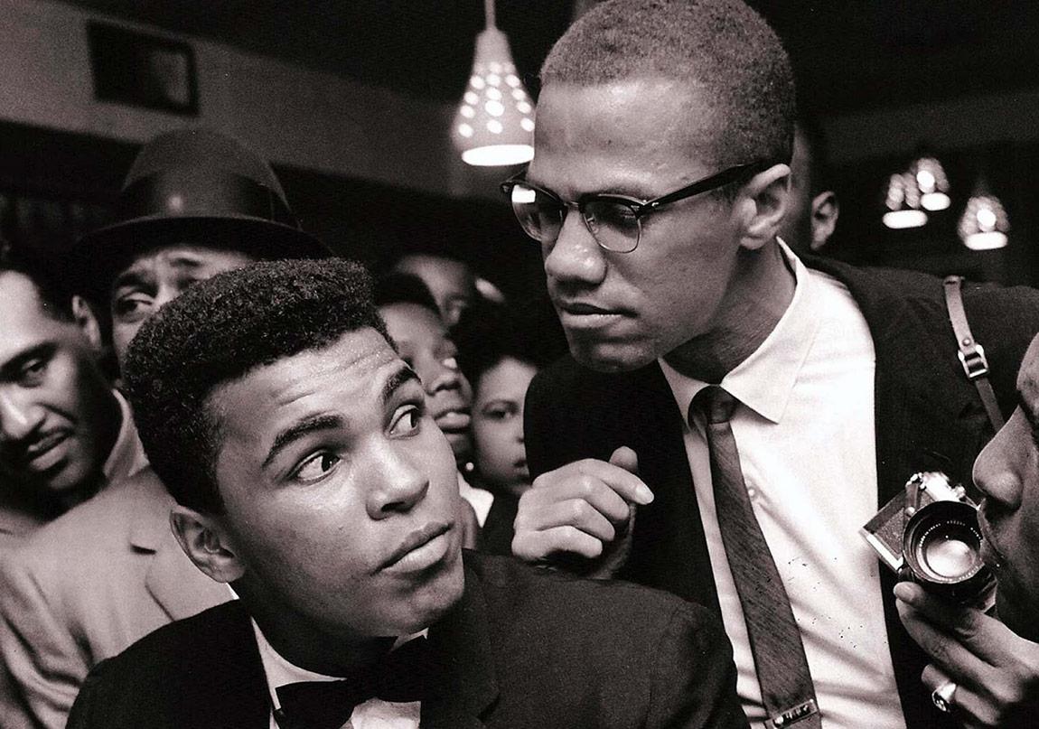 Muhammed Ali ve Malcolm X'in Tehlikeli Dostluğu