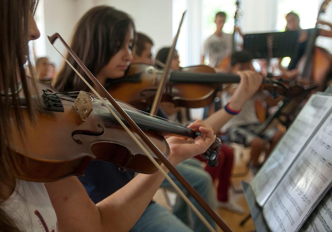 Barış İçin Müzik Türkiye'ye Yayılıyor!