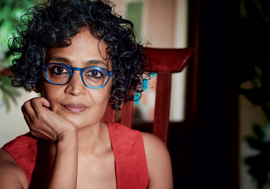 arundhati roy essays Arundhati roy, the not-so-reluctant renegade they devoured the essays roy began writing, which were distributed in unauthorized translations.