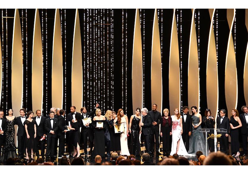 70. Cannes Film Festivali Ödülleri Sahiplerini Buldu