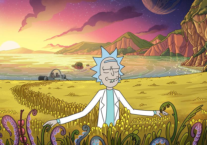 Rick and Morty'nin Dönüş Tarihi Belli Oldu