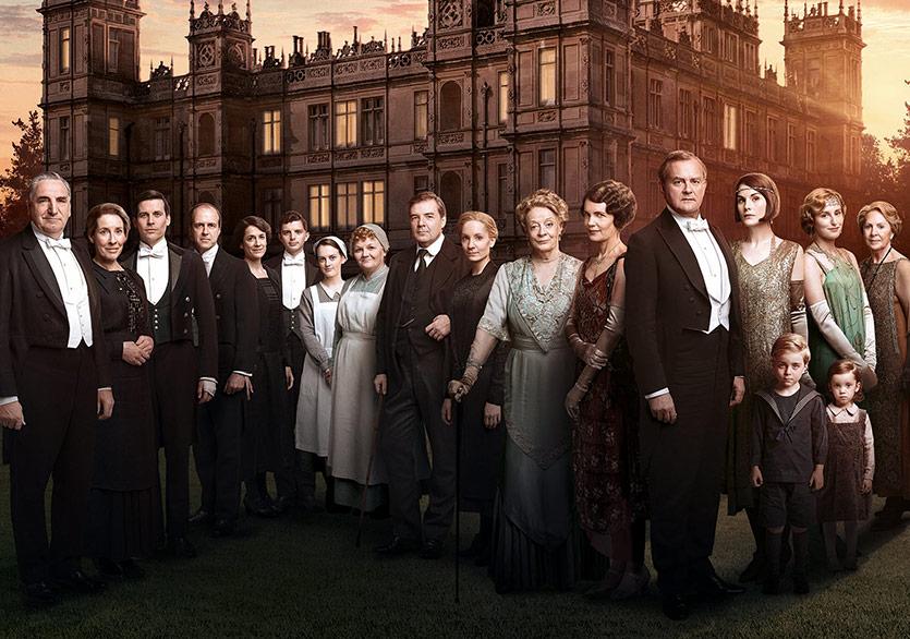 Downton Abbey Filminden İlk Uzun Fragman Paylaşıldı