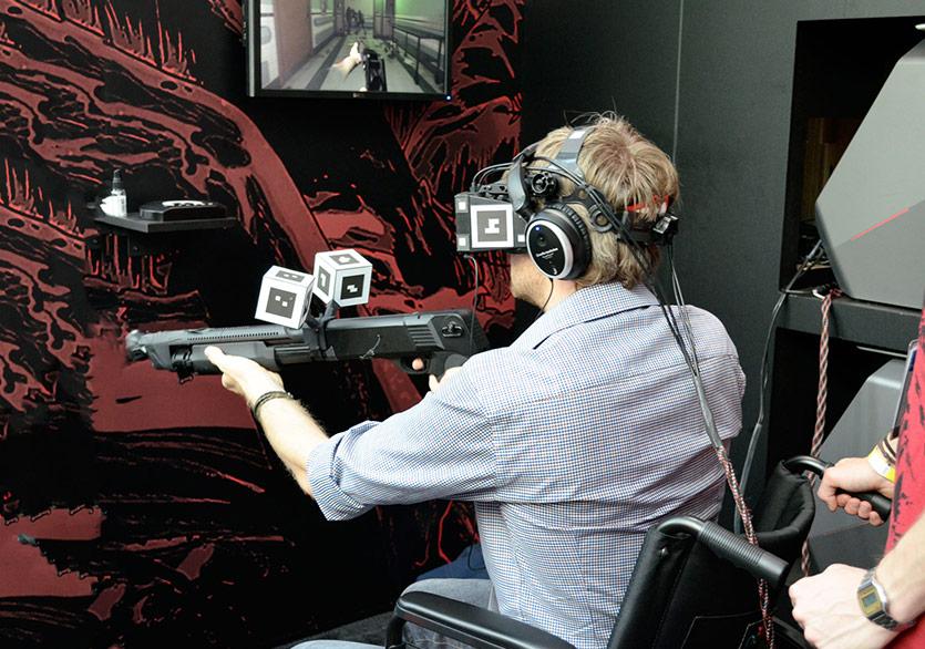 Walking Dead VR Gözlüklü Oyun Oluyor