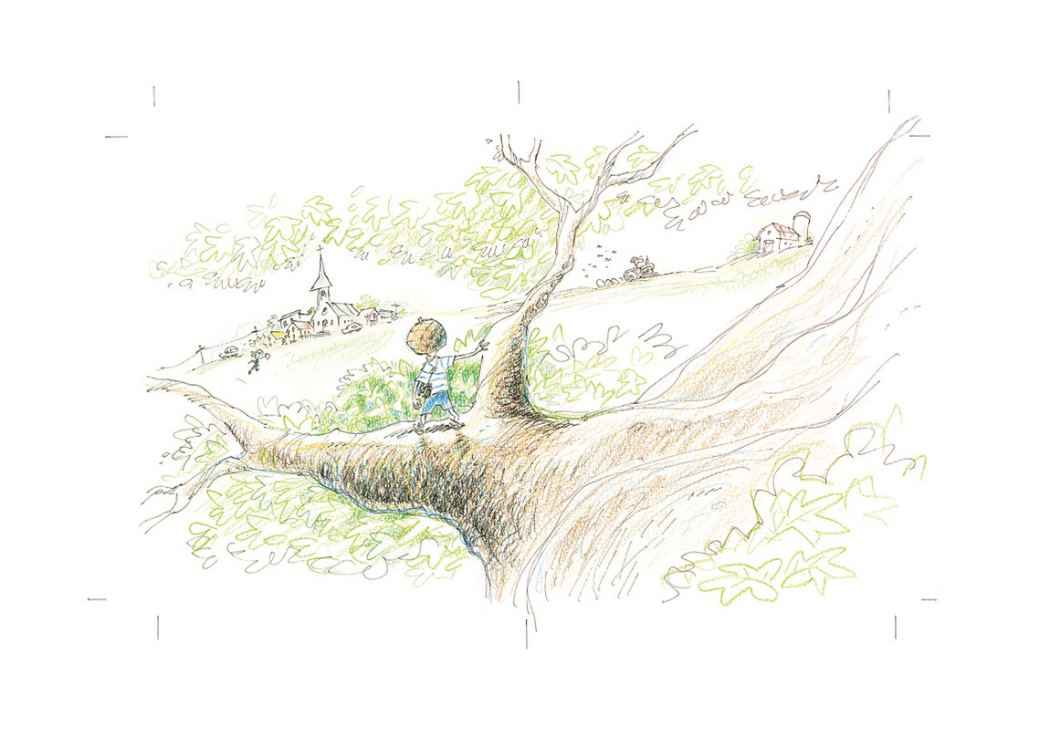Çocukla Ağacın Dostluğu: Canım Ağacım