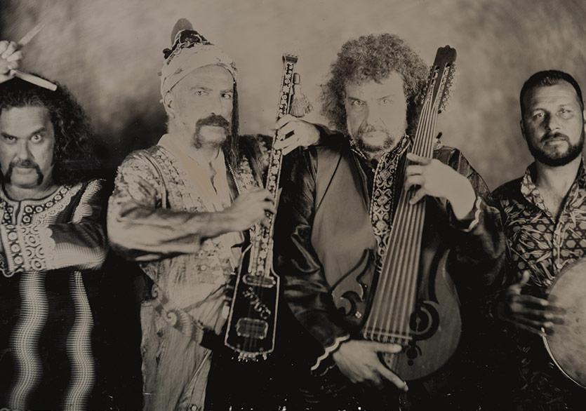 BaBa ZuLa'dan Yeni Albüm