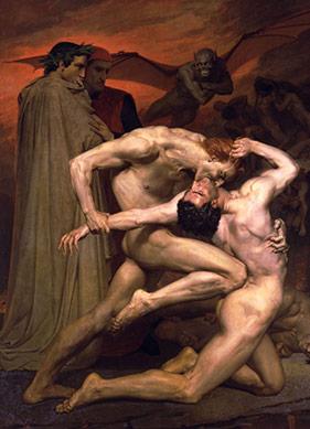 İlâhi Komedya'nın İlhâm Verdiği 11 Çarpıcı Eser