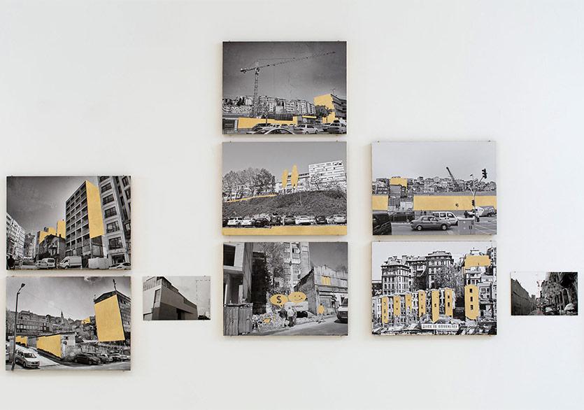 Ali Cabbar'ın Dolapdere/Eldorado Projesi Split Müzesi'nde
