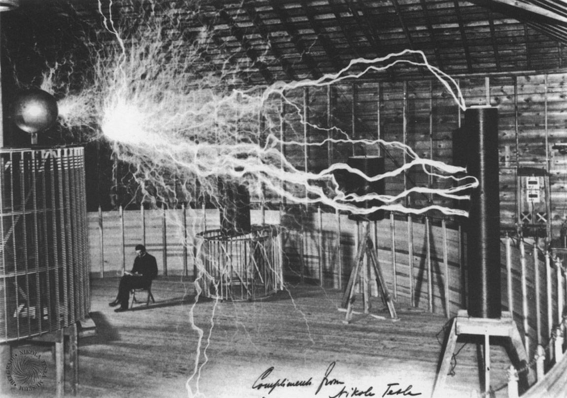 Çağın Ötesinde Bir Mucit: Tesla