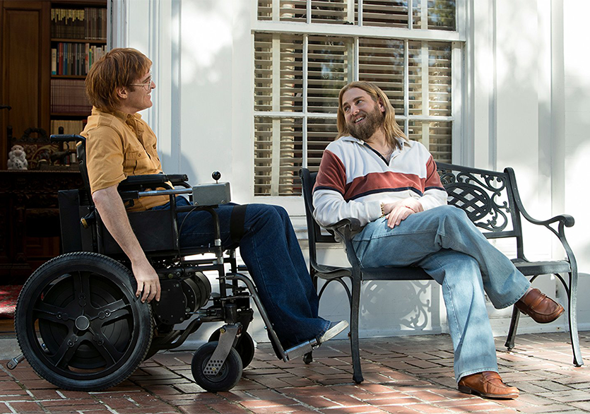 Jonah Hill, Joaquin Phoenix'in Netflix Belgeseli İçin Yönetmen Koltuğunda