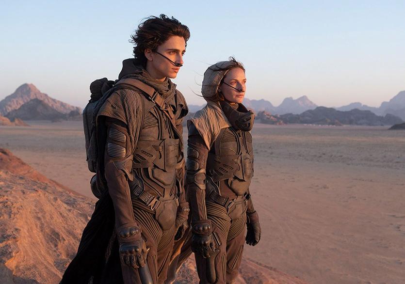 """""""Dune: Çöl Gezegeni"""" 22 Ekim'de Sinemalarda"""