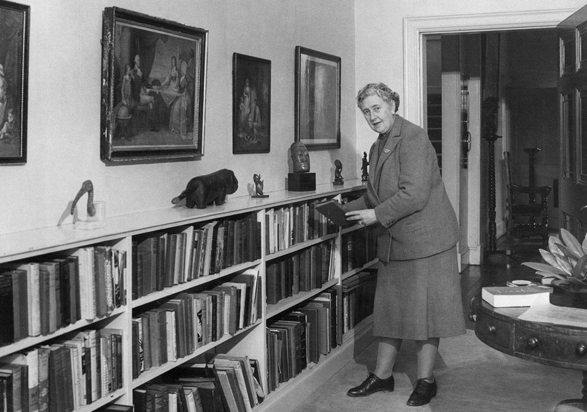 Agatha Christie'nin Kaleminden Aşk Romanı