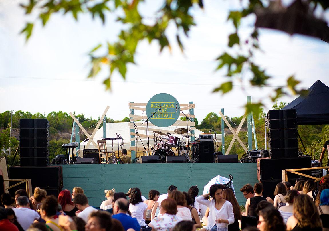 Bozcaada Caz Festivali 2019 Başlıyor