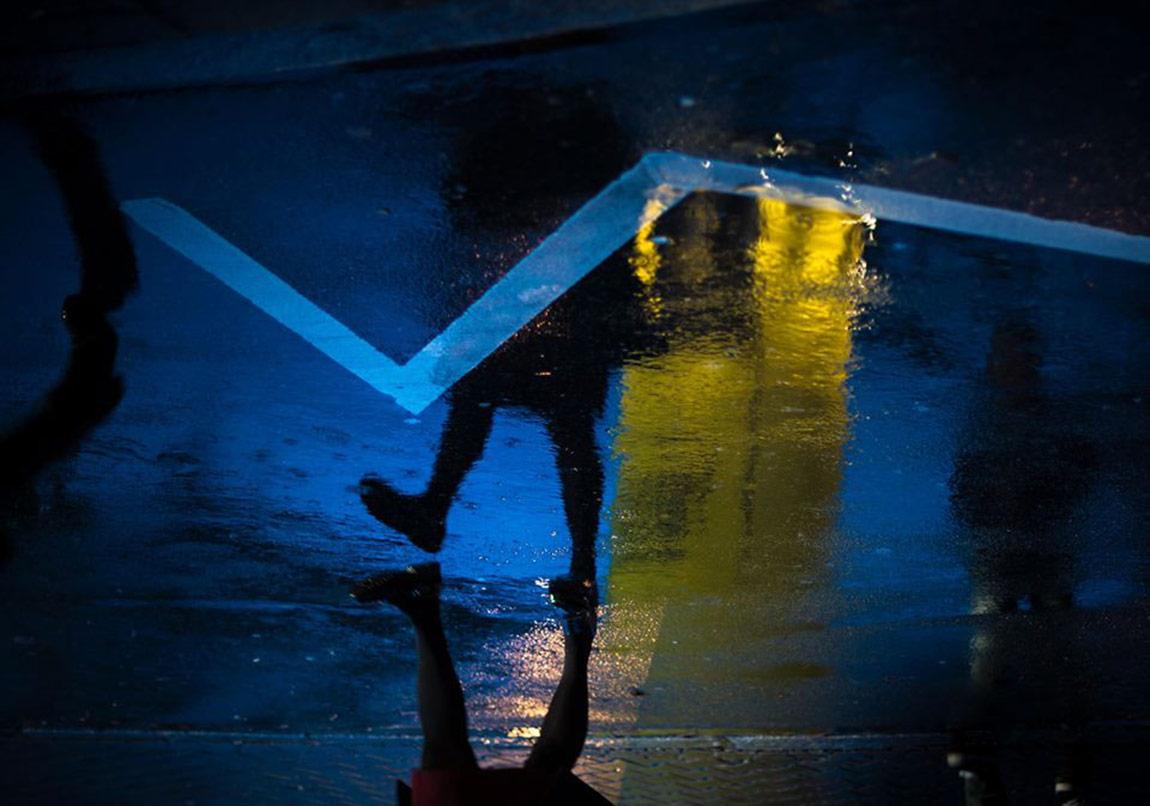 Yağmur Damlaları Arasındaki Mesafe