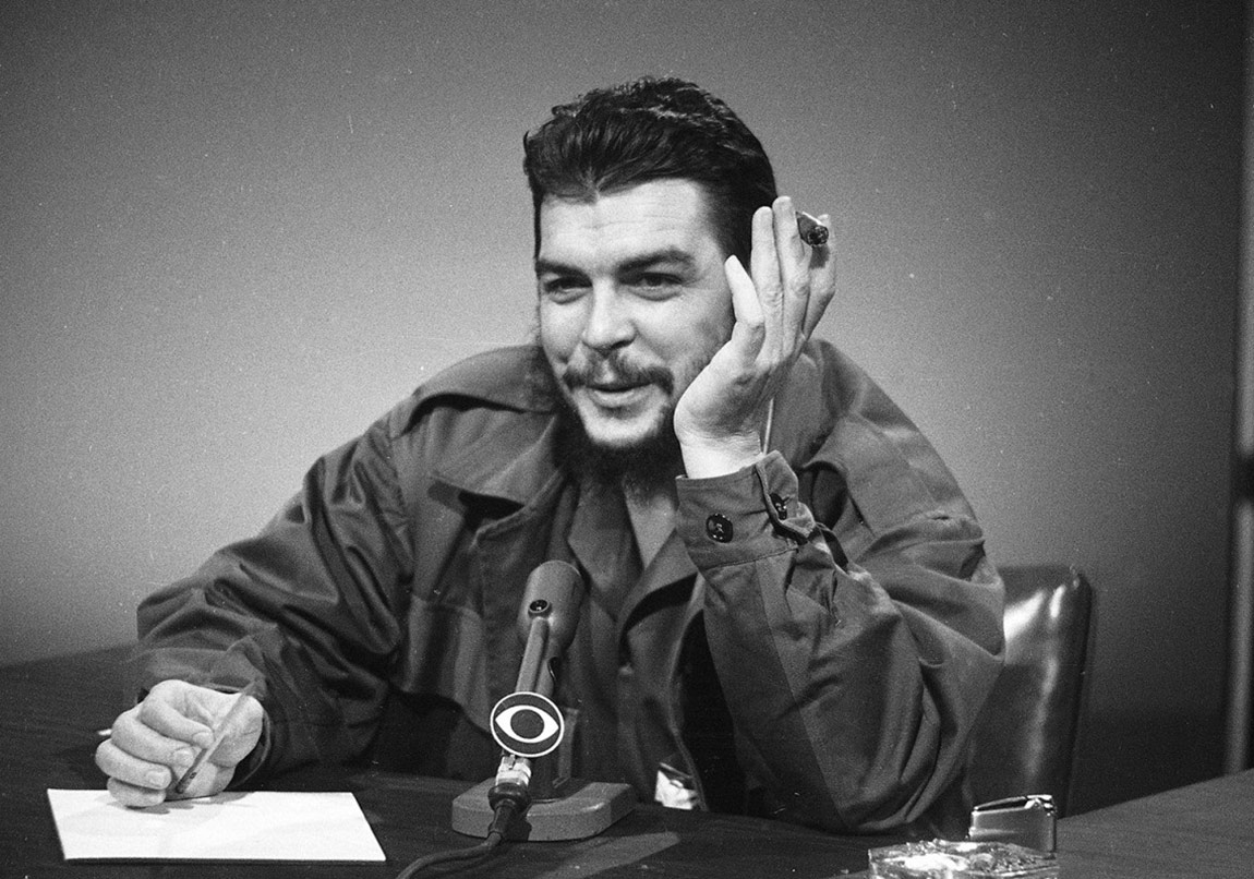 """Juan Martin Guevara'dan """"Abim Che"""""""