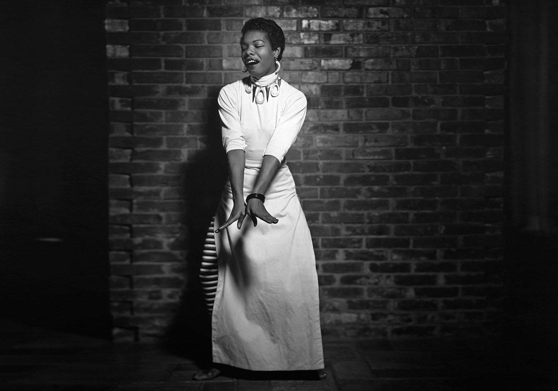 Maya Angelou'dan Benim Adımla Toplanın