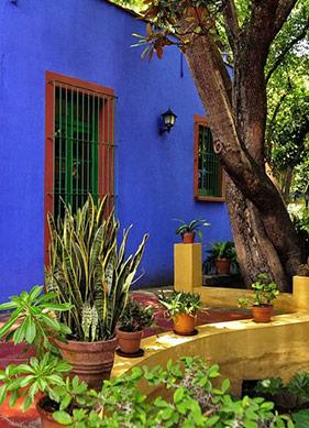 Kahlo'dan Monet'ye Görkemli 8 Sanatçı Bahçesi