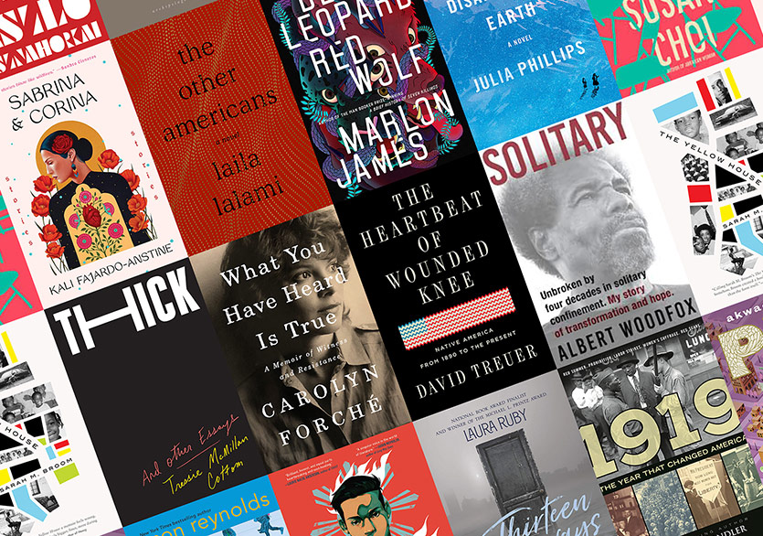 2019 National Book Awards'ün Finalistleri Belli Oldu