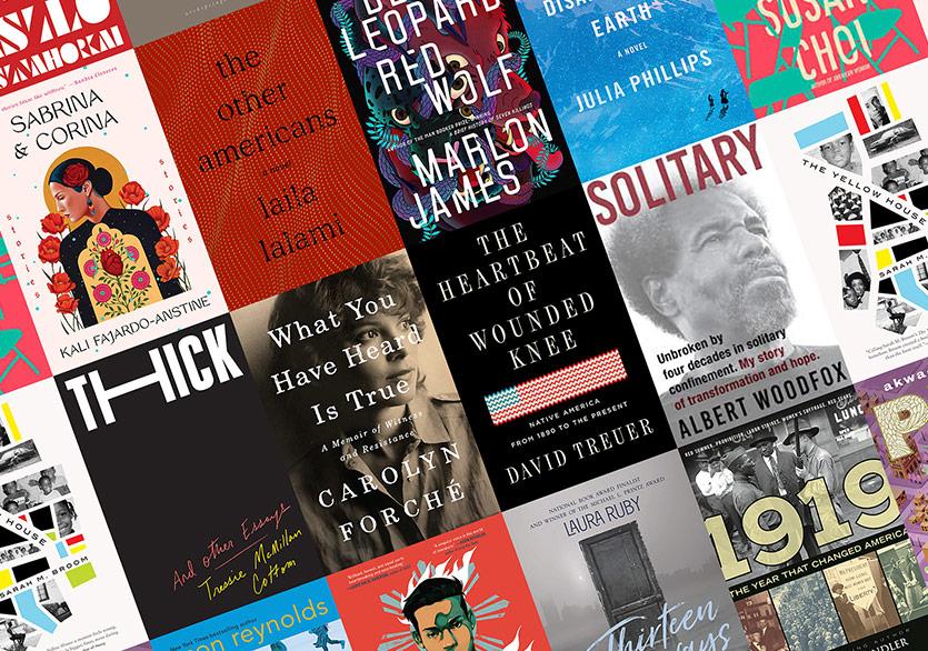 2019 National Book Awards'ün Finalistleri Belli Oldu
