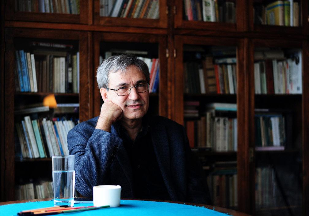 Orhan Pamuk'un Romanları Üzerine Yurt Dışından 6 Kitap