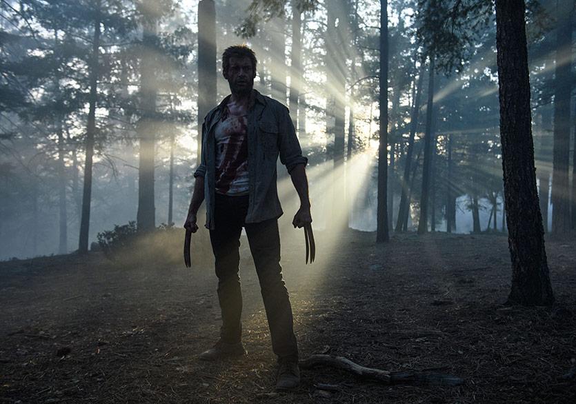 Açık Havada Logan: Wolverine