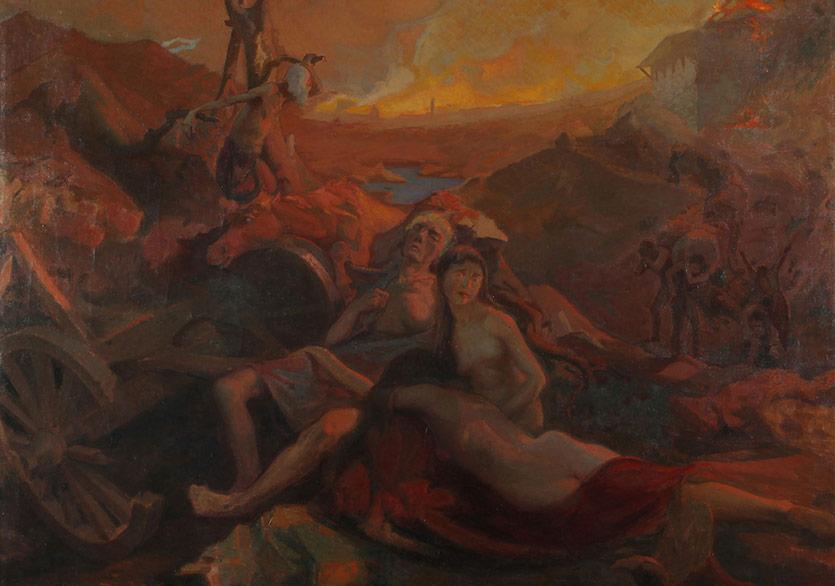 Avni Lifij Sakıp Sabancı Müzesi'nde