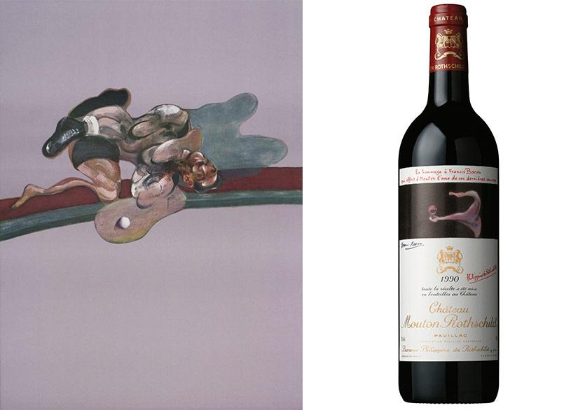 Dalí, Hockney ve Koons Tasarımı Şaraplar Sotheby's'te