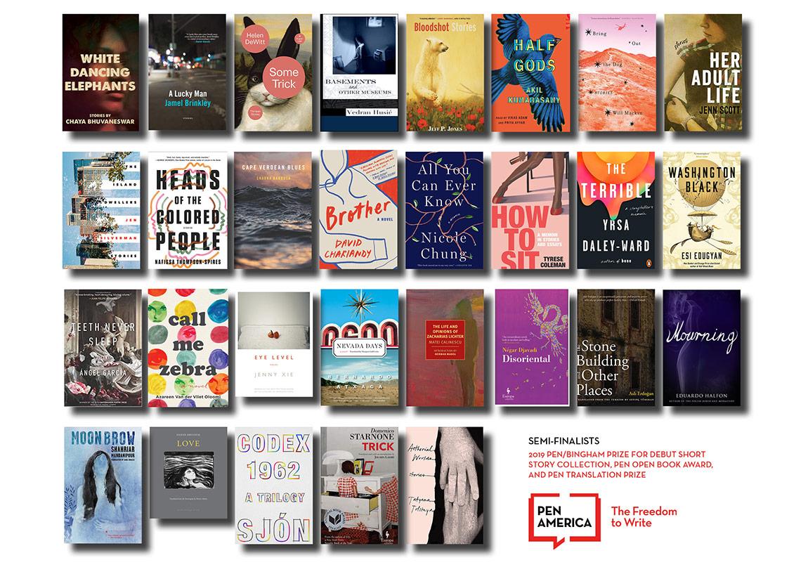 2019 PEN Amerika Edebiyat Ödülleri Uzun Listesi Açıklandı