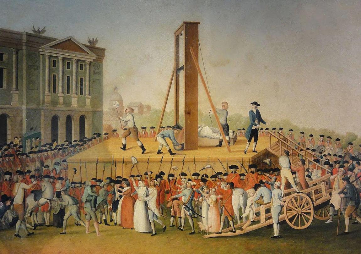 Suç ve Cezanın Küresel Tarihi