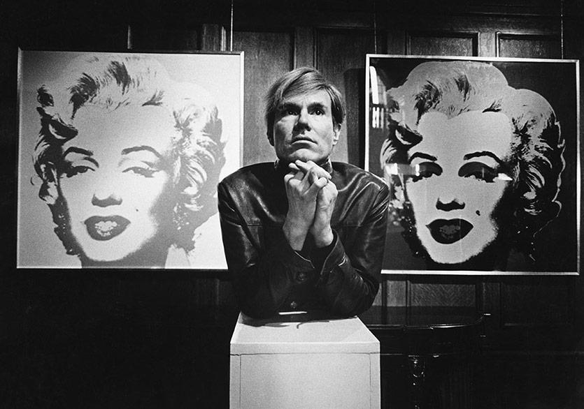 Andy Warhol Whitney Müzesi'nde
