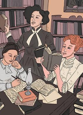 Selam Olsun Tüm Kadın Yazarlara