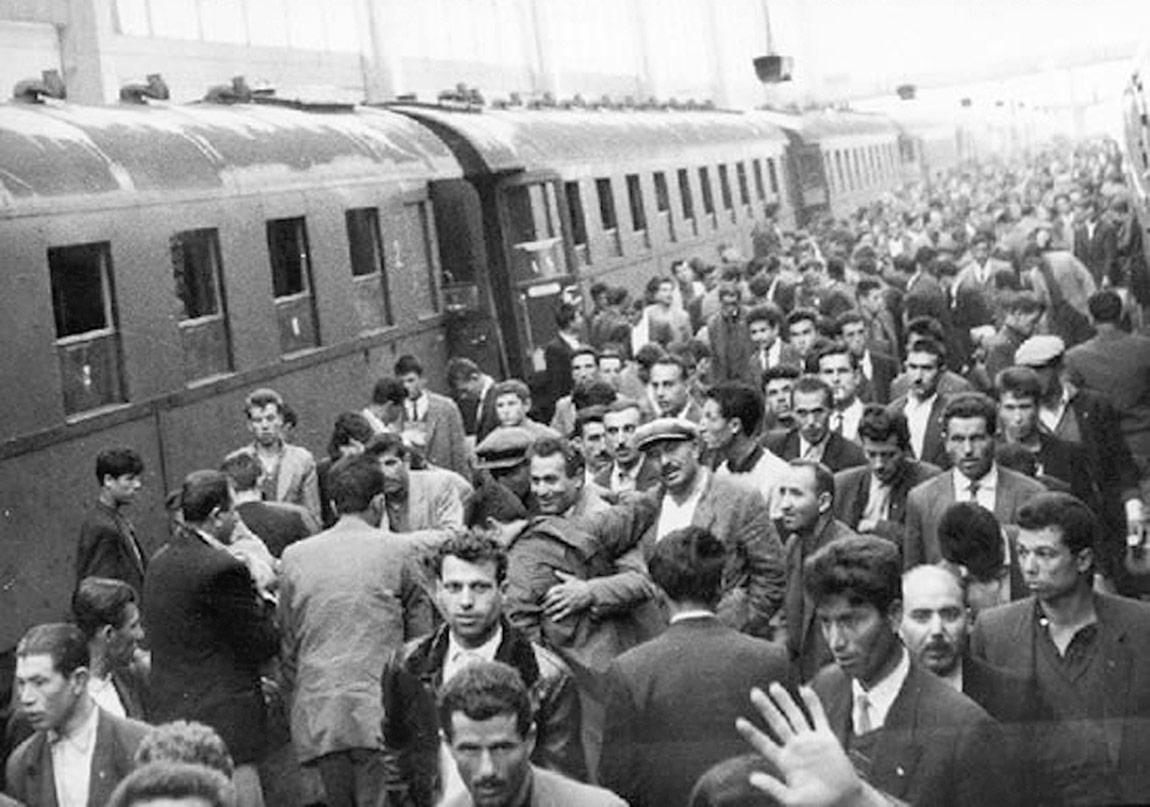 Avrupa'da Bir Göçmen İşçinin Hikâyesi