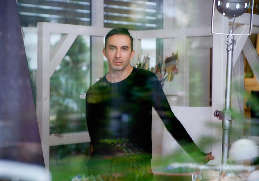 """Taner Ceylan Küratörlüğünde Sergi: """"Portre"""""""
