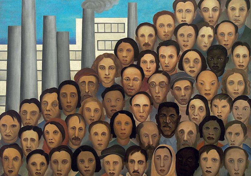 Tarsila do Amaral MoMA'da!