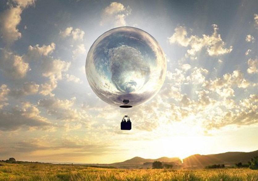 Sanat Dünyasının Uçan Balonu New Horizon