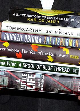 Man Booker Ödülü Marlon James'e
