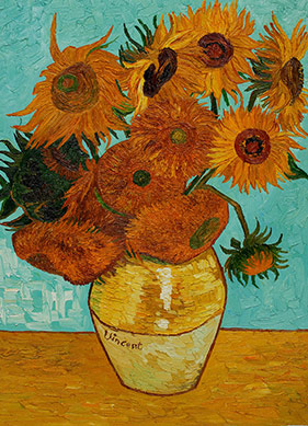 Vincent van Gogh'un Londra'sında Gezinti