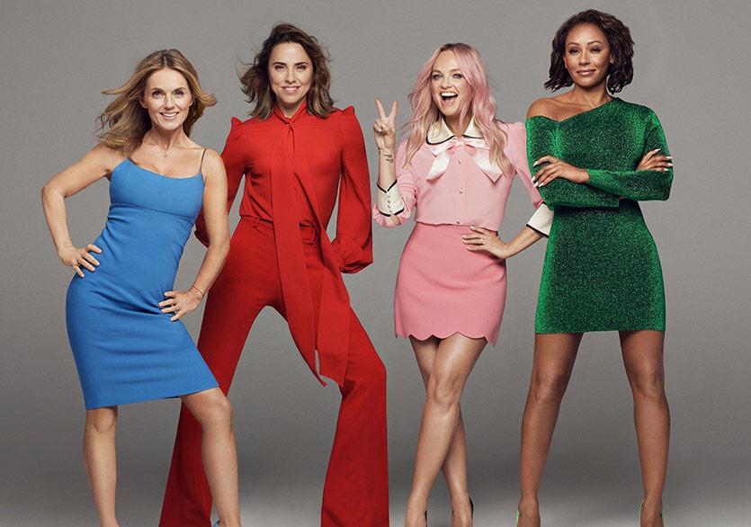 Spice Girls Geri Dönüyor Ancak Victoria Beckham'sız