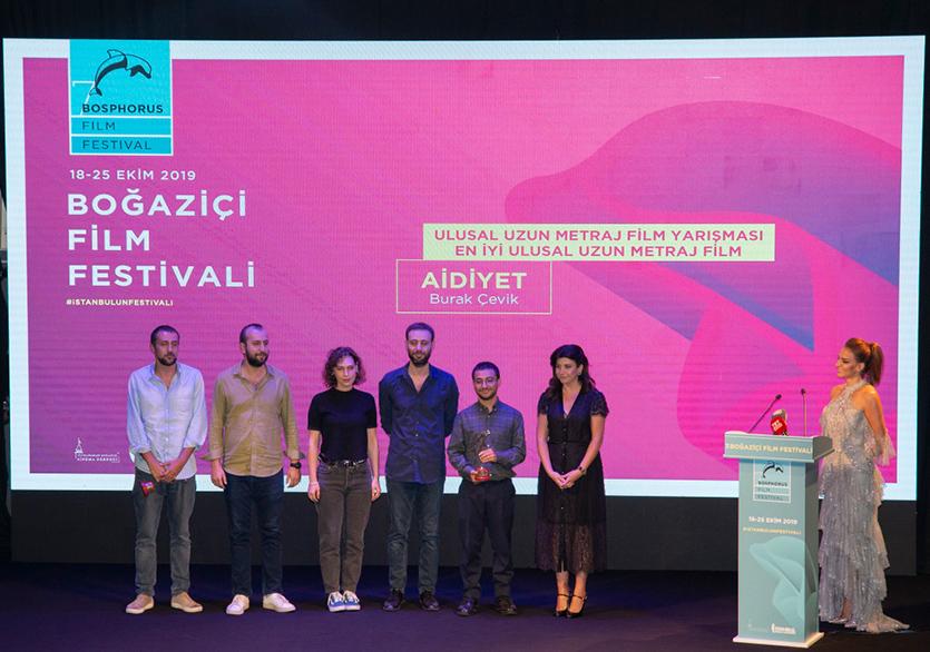 8. Boğaziçi Film Festivali 23-30 Ekim Tarihlerinde Düzenlenecek