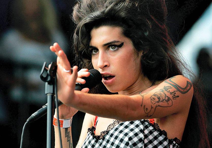 Amy Winehouse'un Hayatını Anlatan Biyografik Film Geliyor