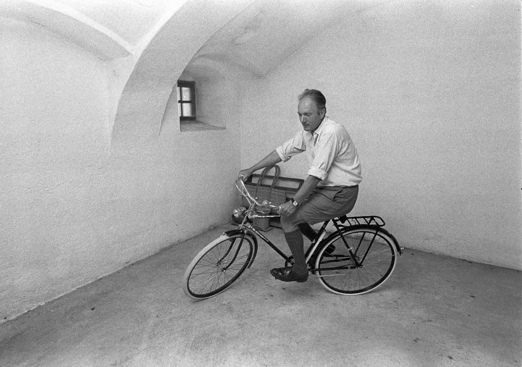 """Thomas Bernhard """"Beton""""la Diyaloglar'da"""