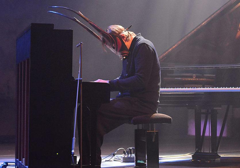 Maskeli Piyanist Lambert 18 Ekim'de Sahnede!